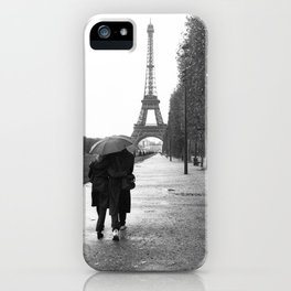 Paris Amour iPhone Case