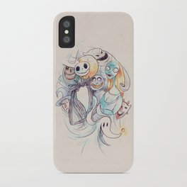 The Grim Bunch iPhone Case