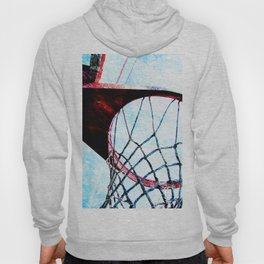 Basketball artwork spotlight vs 4 sports art Hoody