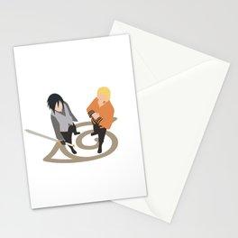 Shinobi Heroes Stationery Cards