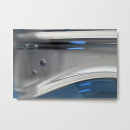 Hydration Metal Print
