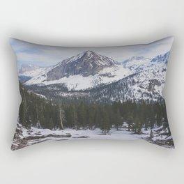 East Vidette - Pacific Crest Trail, California Rectangular Pillow