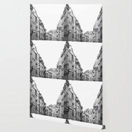 Street in Paris Wallpaper
