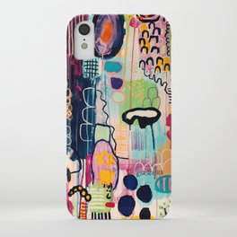 Neon Ghouls iPhone Case