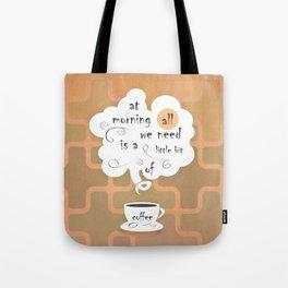 Cofee Tote Bag