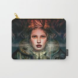 """Dream Winter, Spring Awakening"" Carry-All Pouch"
