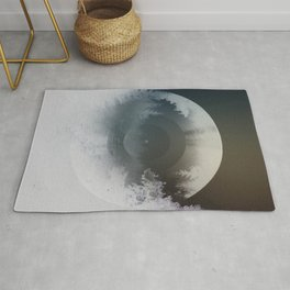 Forest lullaby Rug