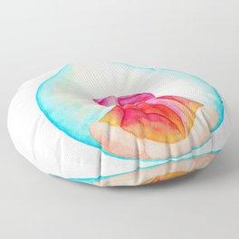 Tear Drop-Vivid Floor Pillow