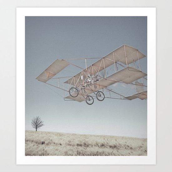 Pioneer. Art Print