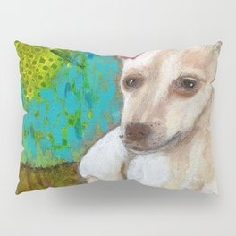 Chihuahua Love Pillow Sham