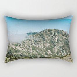 Mountain Clouds Rectangular Pillow