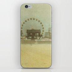 Seaside Heights Fun town pier New Jersey iPhone & iPod Skin