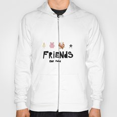 friends not food Hoody