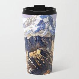 Ancient Echoes Travel Mug