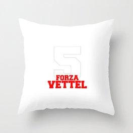 Seb Thank You Throw Pillow
