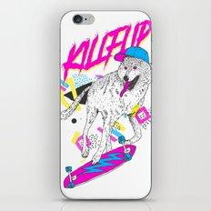 Killflip iPhone & iPod Skin