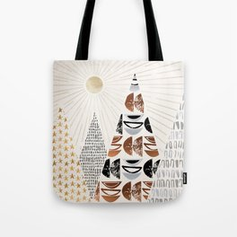 All The Magical Mountains Tote Bag