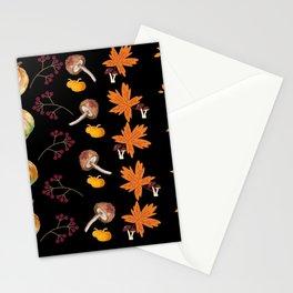 Pumpkin Berries Regae Stationery Cards