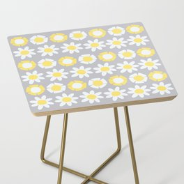 Peggy Yellow Side Table