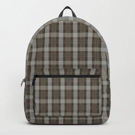 Fraser Clan Tartan Backpack