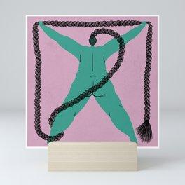 X Mini Art Print