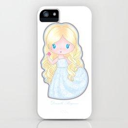 Little Girl iPhone Case