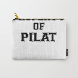 Property of PILAT Carry-All Pouch