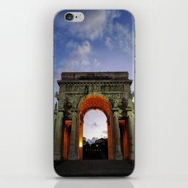 Victory Arch - Genoa iPhone Skin