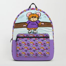 Hammy's bag for Sophie Backpack