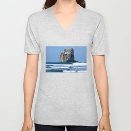 Witches Rock * Costa Rica Unisex V-Neck