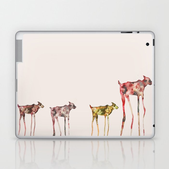 family Laptop & iPad Skin