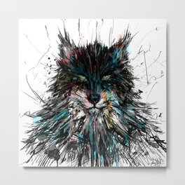 Werewolf id Metal Print