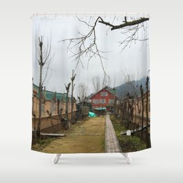 Lil' House Shower Curtain