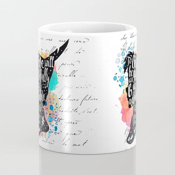 Peter Pan - To Live Coffee Mug