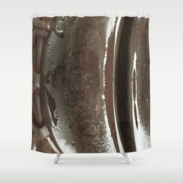 Bemba. Fashion Textures Shower Curtain