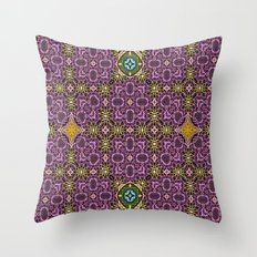 Petits Fours 3B 1x2 6 SW Throw Pillow