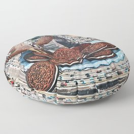 Baptism Floor Pillow