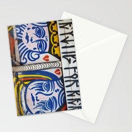 Graffiti Keeps Stationery Cards