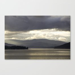 Back to the Island mk2 Canvas Print