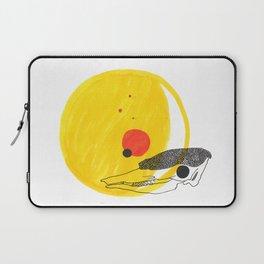Desert Sun Skeleton Laptop Sleeve