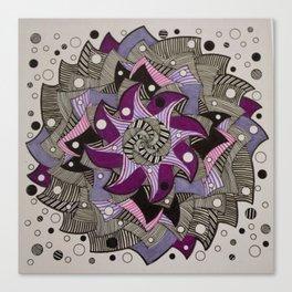 Mandala 003 Canvas Print