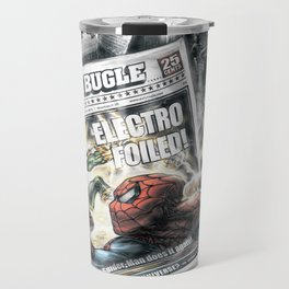 Spider-Man vs Electro Travel Mug