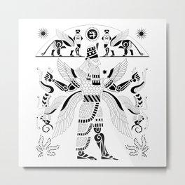 Nexus Metal Print