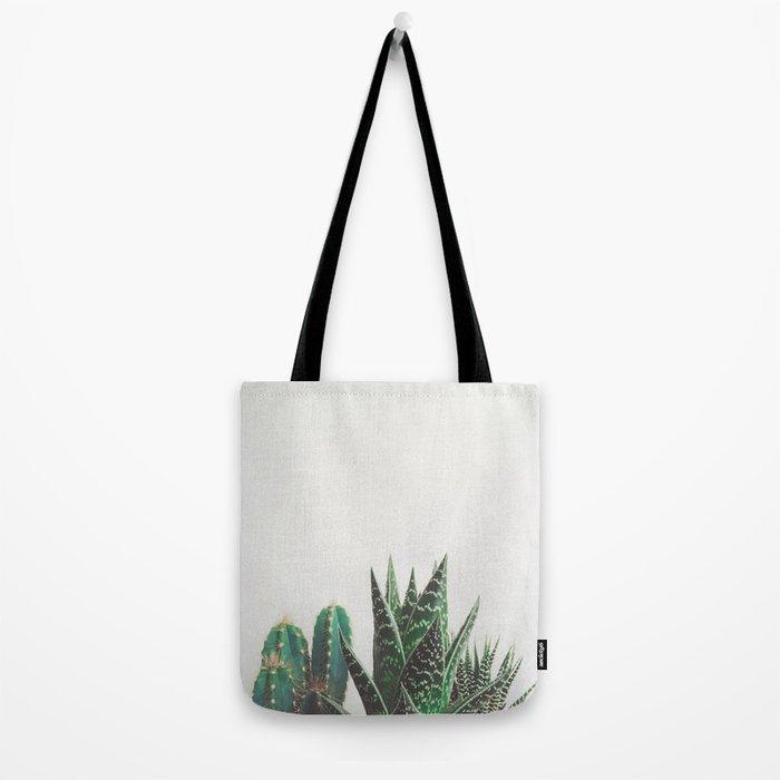 Cactus & Succulents Tote Bag