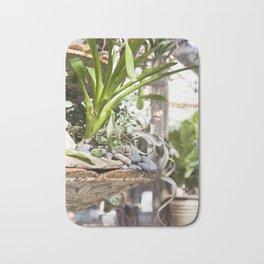 Fountain Garden Bath Mat