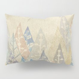 Rising  Pillow Sham