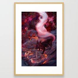 Dormida Framed Art Print