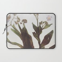 Leaf & Floral Laptop Sleeve