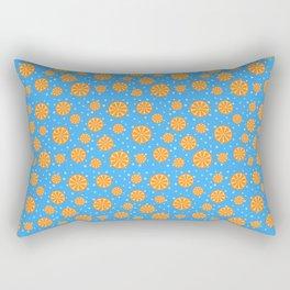 Oranges Rectangular Pillow