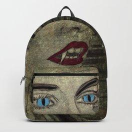 Vampire Sucubus Backpack